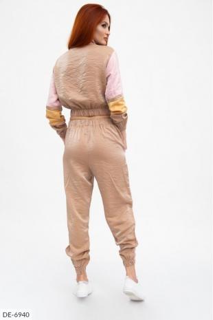 Прогулочный костюм DE-6940