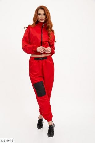 Прогулочный костюм DE-6978
