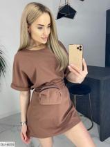 Платье DU-6055