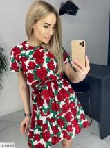 Платье DU-6065