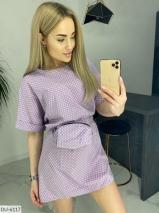 Платье DU-6117