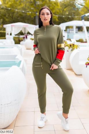 Спортивный костюм DU-9552