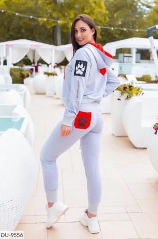 Спортивный костюм DU-9556